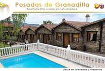 Posadas de Granadilla / Alojamiento turístico en el Valle del Ambroz
