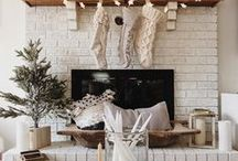 The Most Wonderful Time of the Year / Christmas and December themed decor, farmhouse style, rustic christmas decor
