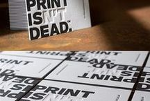 Graphic Design, Business cards.