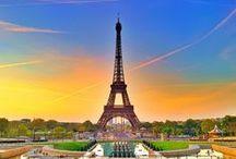 Stunning destinations