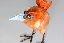 Birdie Stuff / by Vee Timmons