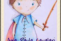 Ilustrações ANA PAULA CAVALARI