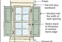 DIY: Remodeling & Maintaining a Home  / by Jan Fox