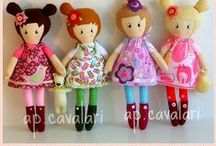 ANITAS - DOLLS APCAVALARI / Bonecas de tecido, feitas a mão por Ana Paula Cavalari www.anapaulacavalari.com www.facebook.com/ApCavalari