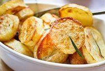 Food and Recipes - Potatoes