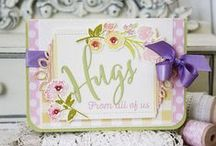 1 - Melissa Phillips/Lilybeanpaperie / by Kathy Reiche