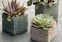DIY Ideas - Clay, Plaster, Cement / concrete