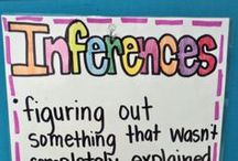 English - Teaching Inference / Resources for teaching inferential skills and thinking