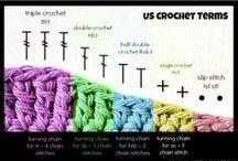 DIY Ideas - Crochet and loom knitting / Crochet and loom knitting ideas and techniques