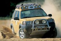 Land Rover Freelander Dashboard