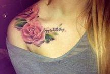 Tattoos / Many of beautiful tattoos!