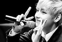BTS Kim Tae Hyung (V) / V  뷔