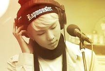 BTS Kim Nam Joon (Rap Monster) / Rap Monster (랩몬스터)