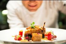 LARTE & Food / L'offerta gastronomica proposta dallo chef Gennaro Immobile si basa su di una profonda ricerca su ingredienti ed abbinamenti per restituire ai clienti un'esperienza di altissimo livello.