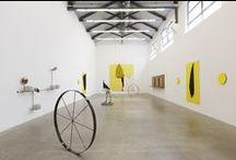 Gallerie d'arte a Milano / Una selezione delle più suggestive gallerie d'arte milanesi.