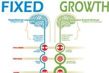 Mindsets - True Grit & Growth! / Some of the thinking, research and resources behind grit, fixed and growth mindsets and the impacts particular mindsets have of learning.