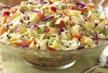 Salads / cold salads