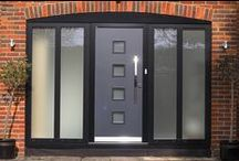 INTERNORM WINDOWS & DOORS / Internorm are the pioneers in uPVC, uPVC/aluminium and timber/aluminium windows and doors. Triple glazing as standard offers excellent sound proofing of up to 45 dB and ultra-low u-values of 0.6 W/m²K, making Internorm's energy saving windows ideal for passive houses.  See more at http://www.tvwindows.com/windows/internorm