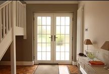 FRENCH DOORS / You don't get a second chance to make a first impression, get it right first time with Thames Valley Windows.  Exclusively designed our French doors & patio doors are the perfect way to add style, character and value to your home.  See more at http://www.tvwindows.com/doors/french-doors-patio-doors