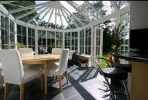 CONSERVATORIES / We have been designing & building conservatories in the Thames Valley area for 3 decades. Whether you prefer traditional or contemporary styles our conservatories are guaranteed to achieve your aspirations.  See more at http://www.tvwindows.com/living-spaces/conservatories