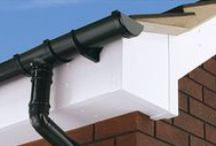 GUTTERING / Thames Valley Windows have the latest technology in all aspects of making your new guttering system work to your requirement such as installing 'Drainsmarts' and Hedgehog systems to enable free flowing and moss retrieval to guttering and downpipes.  See more at http://www.tvwindows.com/roofline/guttering