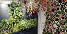 La Galery Verte | Jardins de Babylone / Showroom Jardins de Babylone, signé Amaury Gallon ! 6 rue des Jeûneurs 75002 Paris || www.jardinsdebabylone.fr