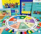 Sova spelletjes / Op dit bord vind je reviews van spellen en materialen die de sociaal-emotionele ontwikkeling stimuleren.