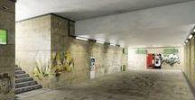 MILOO LIGHTING - Lighting for tunnels and underground passages / MILOO LIGHTING - Lighting for tunnels and underground passages