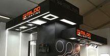MILOO LIGHTING - Trade Show Exhibit Lighting / MILOO LIGHTING - Trade Show Exhibit Lighting