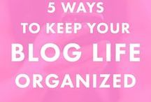 Organisation & productivity for bloggers / organisation, online, blogging tips, blogging, bloggers, blogging ideas, blog posts, social media, bloggers life, blog, how to blog, how to start a blog, twitter, pinterest, girl boss, facebook, instagram, writing, productivity