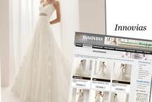 Innovias en artículos / Algunos artículos sobre #Innovias y el alquiler de vestidos de novia, en distintos medios de comunicación.