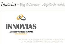 Blog Innovias vestidos de novia a precios de fábrica y outlet / #blog de #bodas de #innovias con toda la #actualidad #nupcial y las últimas tendencias para #novias