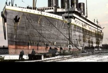 Titanic gallery / Titanic history and artifacts.  / by Rachele Gaines