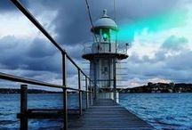 Luz / movimentos e cores
