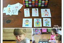 Bonnie Lake / Early childhood ideas