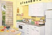 Vintage & retro kitchen
