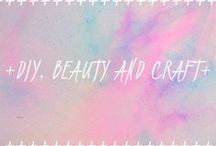 DIY beauty and craft / ...Beauty and craft ideas...