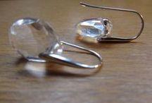 Earrings / My favorit asessoire / by Raija Forsström