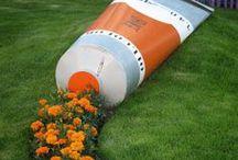 orange: back to 1960s / The ultrafavorit of my daughter / by Raija Forsström