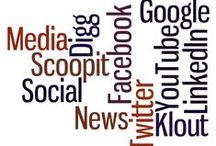 Social Media Land / Un mundo de infografías y más sobre Social Media y Marketing 2.0 / by SoMeChatES by Alicia