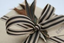 Giftwrapping inspiration