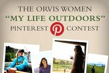 My Life Outdoors / @theorviscompany #OrvisWomen / by Ray Jennings