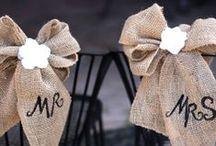 Innovias: Decoración con detalles en la boda / Detalles para decoración de boda #innovias #decoracion #bodas