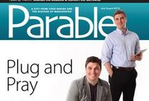 Parable Magazine Archives / Looking for a past issue of Parable? Click on these links for the digital issues of Parable (2013-present). Parable is the magazine of the Diocese of Manchester.