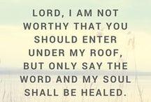 Prayers & Quotes