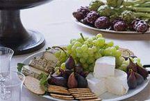 Cheese  & Wine / by Gloria Barbara
