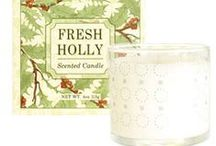 Candles / Collection of aromatic candles for gifting or for your home