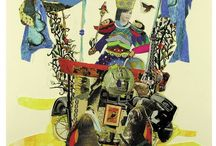 Tarot retamal en la Habana  , del 22 de noviembre al 22 de diciembre en el Museo del naipe  de la plaza Vieja , Cuba . /  Exposición de la versión original de Los arcanos Mayores  de Marsella en collage,  con una mirada  cercana y lúdica, con algo de ironía y mucho color .