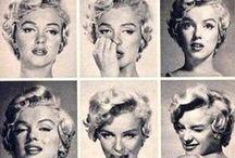 Marilyn / The modern Venus