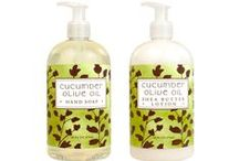 Hand and Body Lotion / Our collection of fine luxurious hand and body lotion from Greenwich Bay Trading Company.